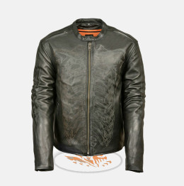Best Leather Jacket Winter men