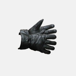 Biker Gloves Black unisex gloves