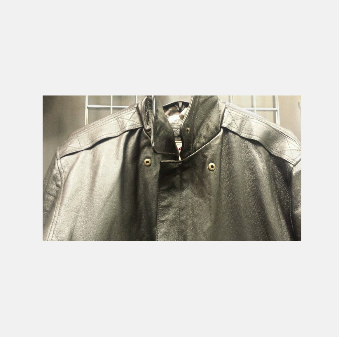 Cow Leather Jackets Men sale