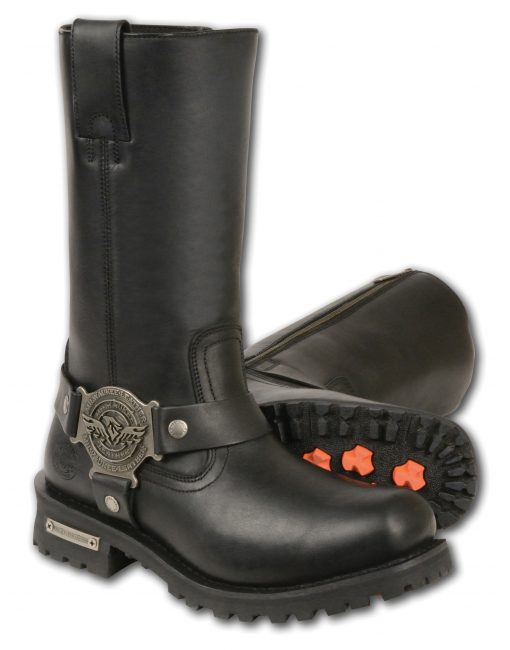 cowboy boots leather mens