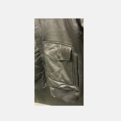 Durable black leather jackets inside reviews