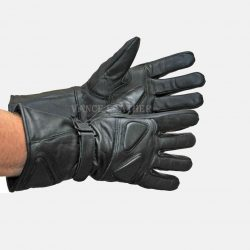 insulated leather motorcycle gloves