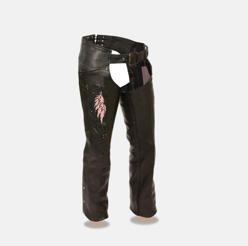 Women Leather Chaps