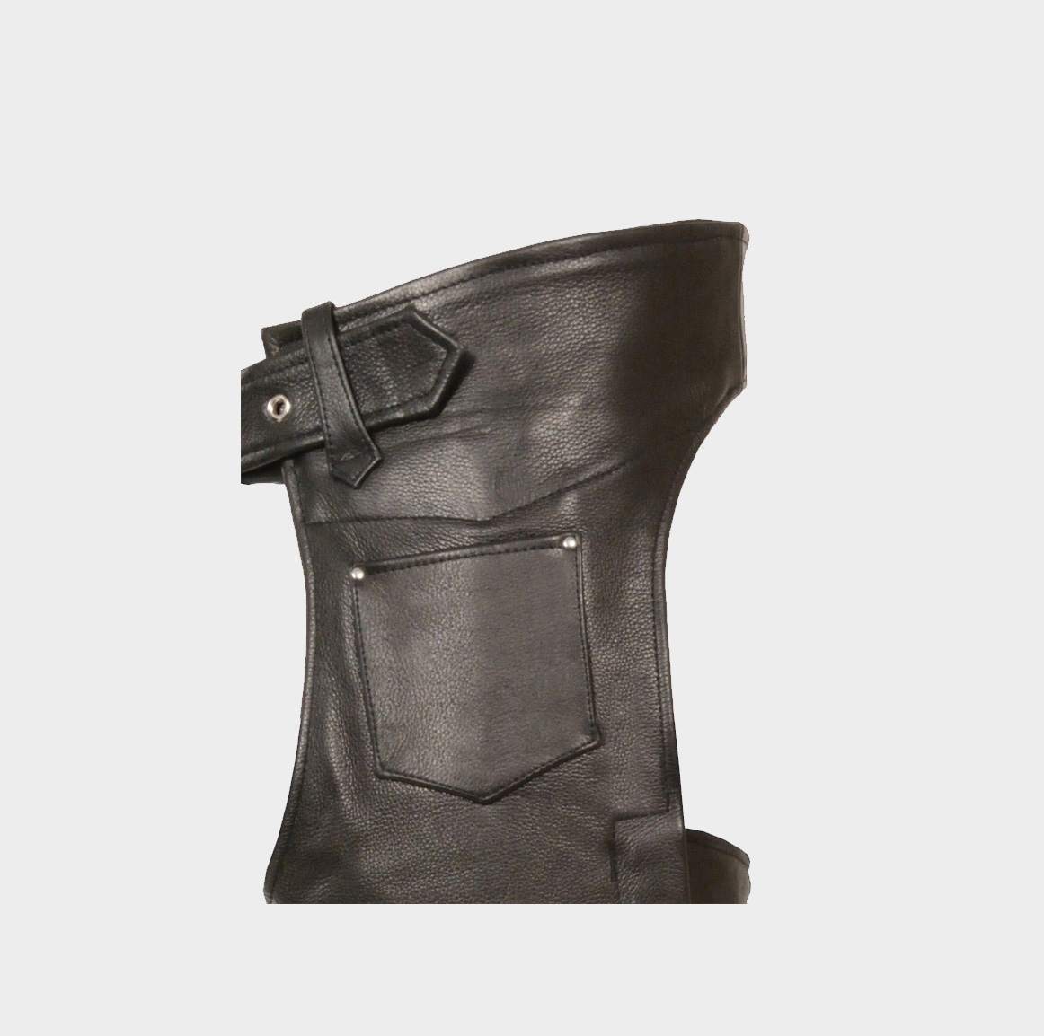 Mens Leather Chaps