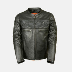 mens winter leather jackets