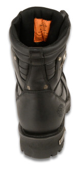 motorcycle boots men 8 inch