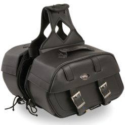 motorcycle leather saddlebags for sale