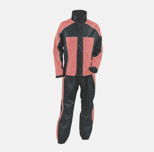 Motorcycle rain suits for women