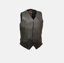 Motorcycle Vests tall length