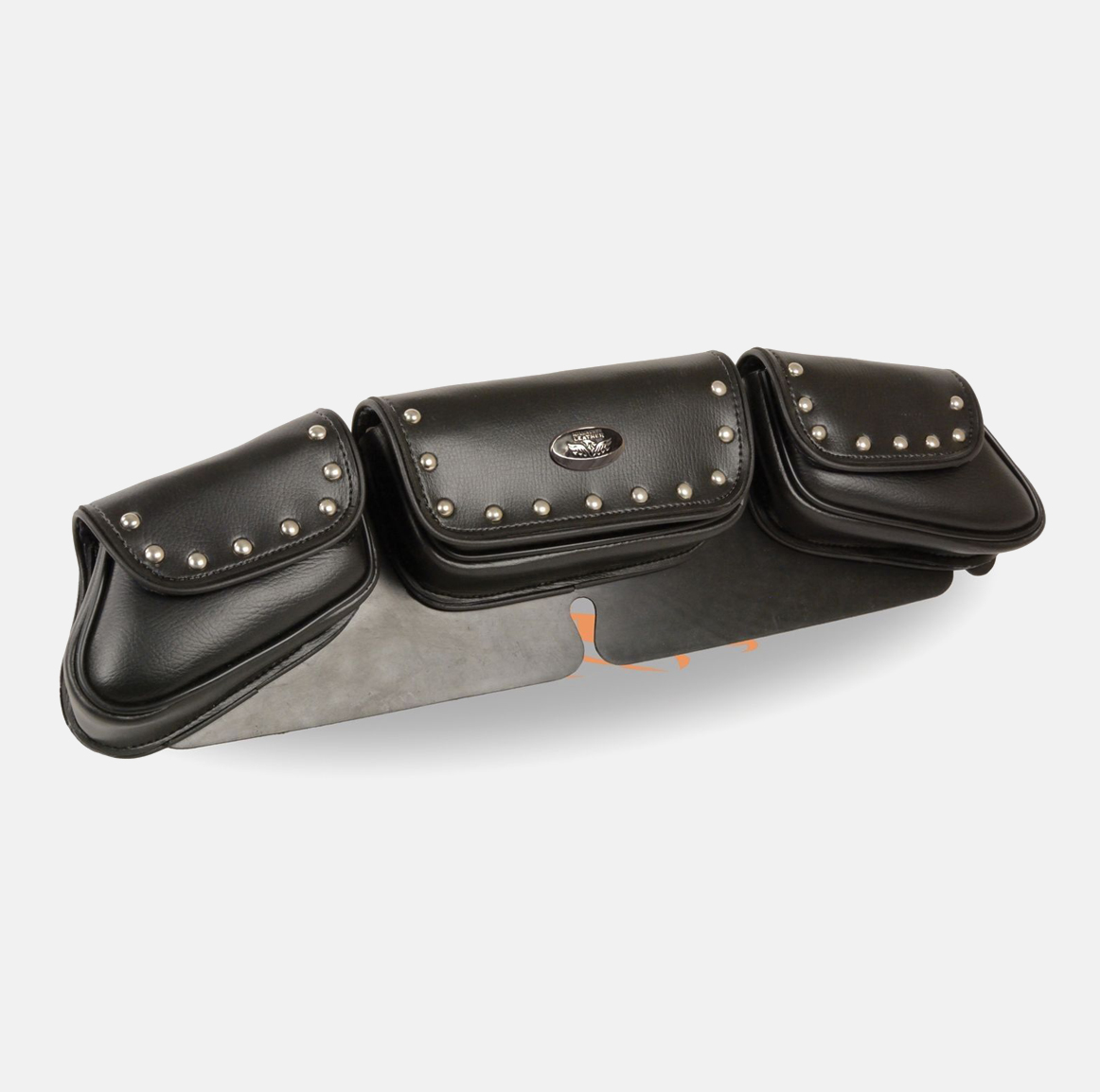 motorcycle windshield pouch