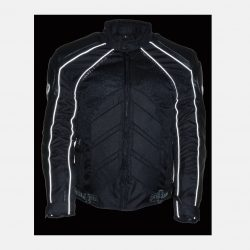 Scooter ride jacket