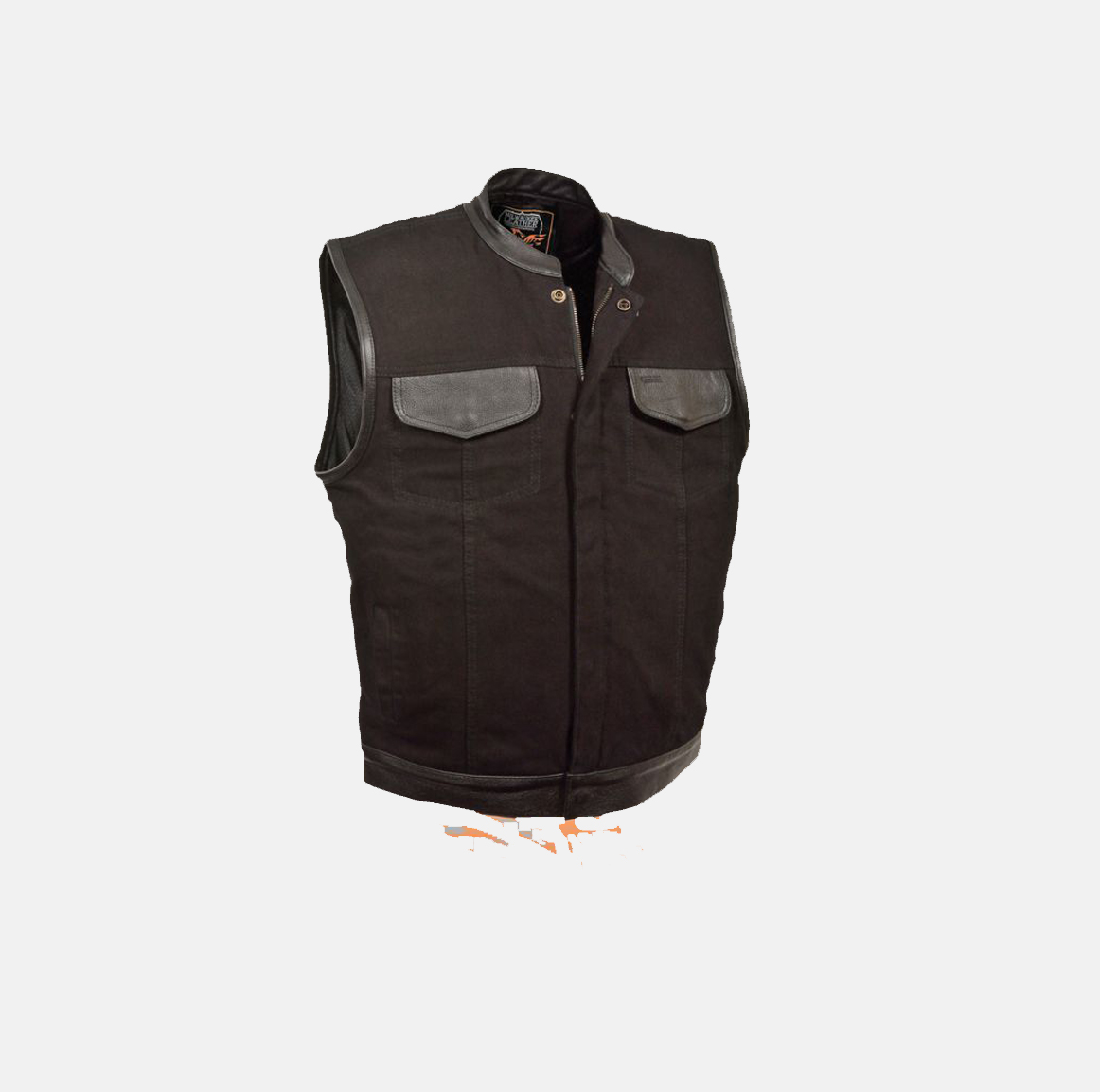 sons of anarchy clothing vest