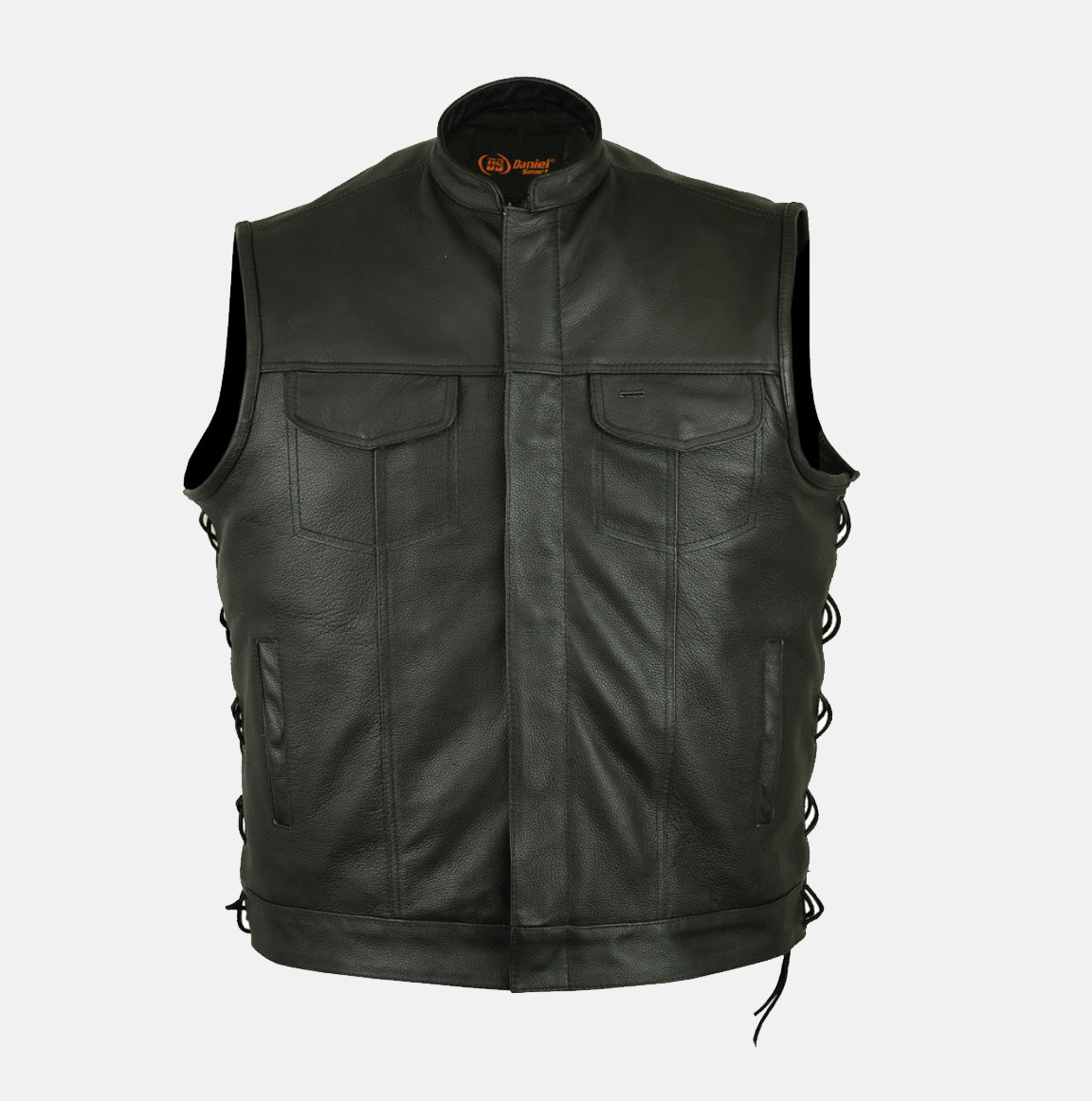 sons of anarchy leather vest for sale