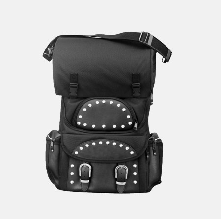 Travel backpack Studded