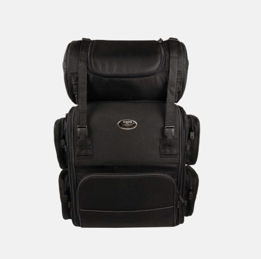 Two piece travel bags luggage