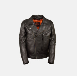Winter Black jackets Mens