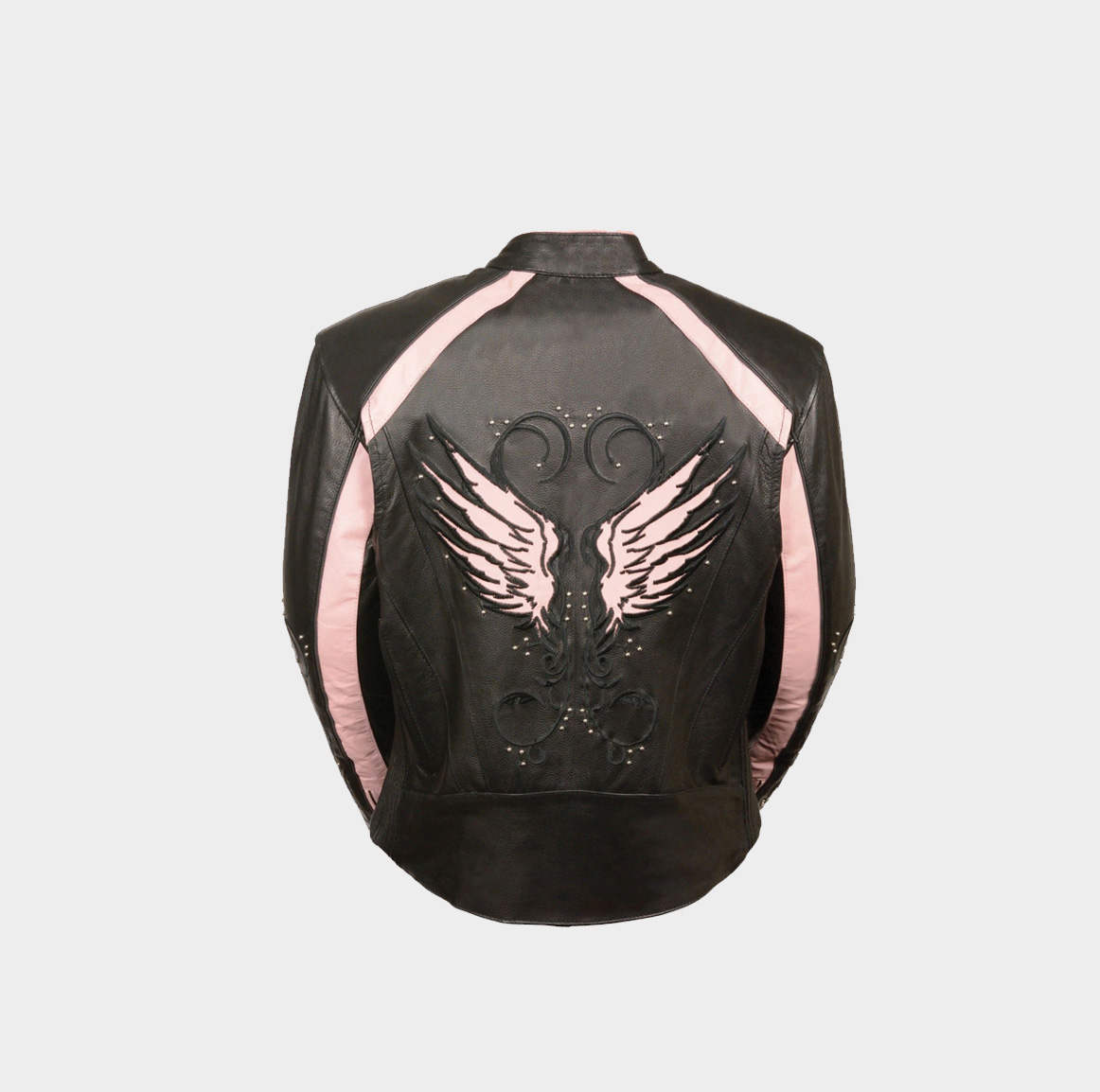women's pink motorcycle jackets