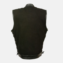 Motorbike Jacket leather Vest
