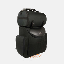 Black Luggage travel bag backpack