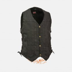 Denim Vest Denim Jacket cotton