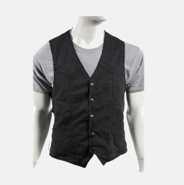 MENS VESTS Denim Vests motorcycle vest