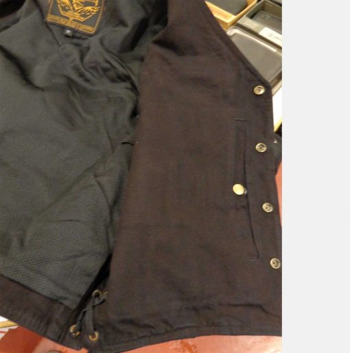 SOA jacket reviews inside image