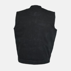 Sons of anarchy black vest for Sale SOA