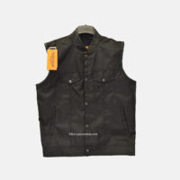 Sons of Anarchy Club Vest gun Pocket