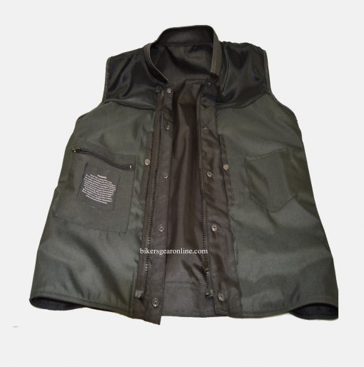 sons of anarchy gun vest jacket reviews