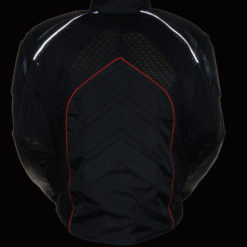 armored mesh motorcycle jacket