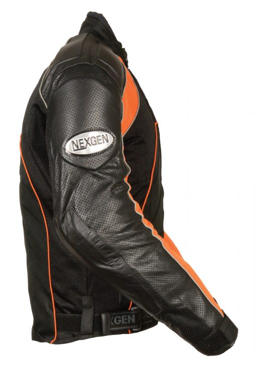 best Motorcycle Armor Leather Jackets for men online Cheap
