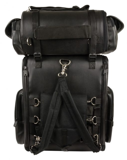 Cute large Travel bags leather