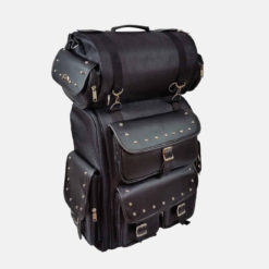 large backpacks leather