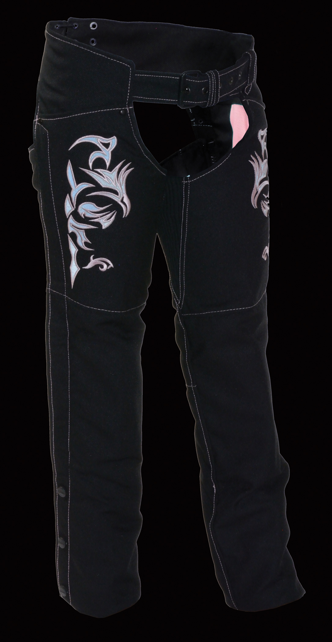 leather chaps for women sale