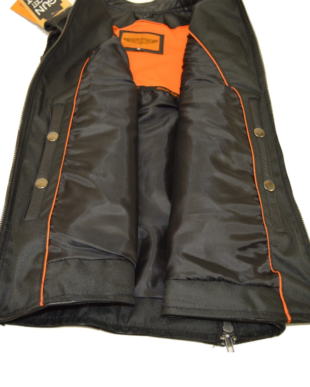 Leather Motorcycle Jackets for Ladies inside
