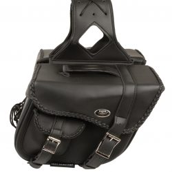 leather saddlebags for sale
