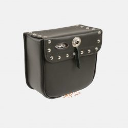 leather sissy bar bags for motorcycles