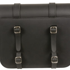 leather works swingarm bag