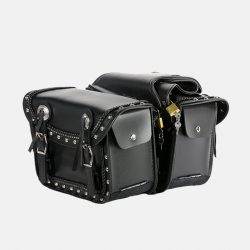 lockable saddlebags