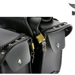 locking saddlebags