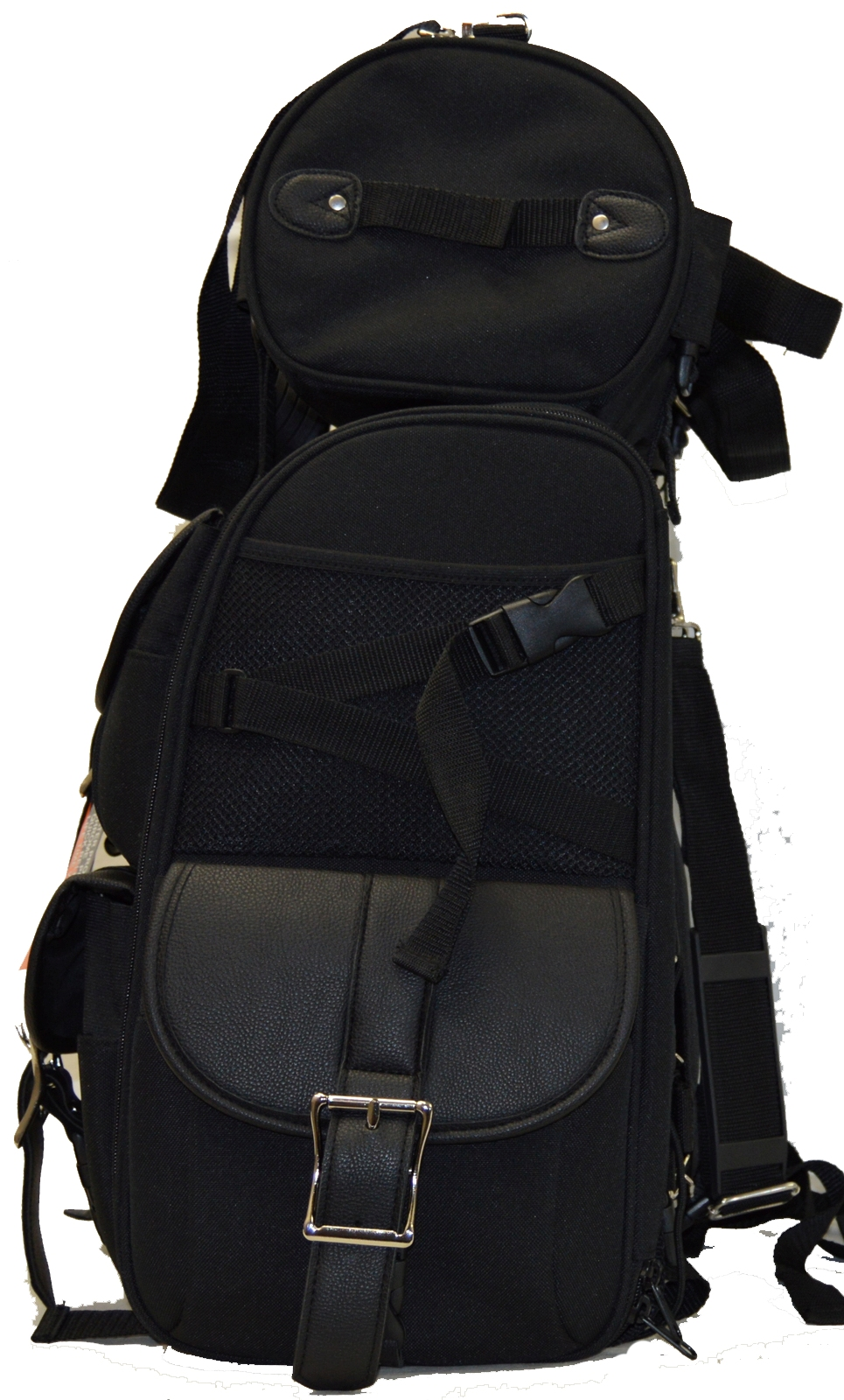 mens leather backpack sale