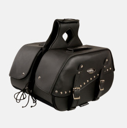 motorcycle hard saddlebags