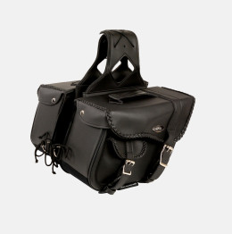 motorcycle leather bags