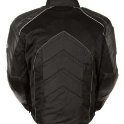 motorcycle leather jackets armour