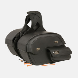 motorcycle saddle bag for sale