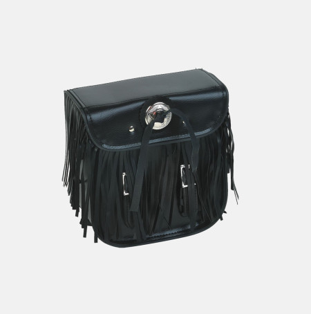 motorcycle saddlebags fringe