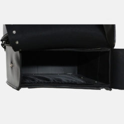 motorcycle saddlebags inside
