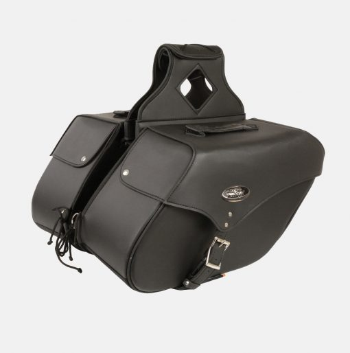 Motorcycle saddlebags waterproof