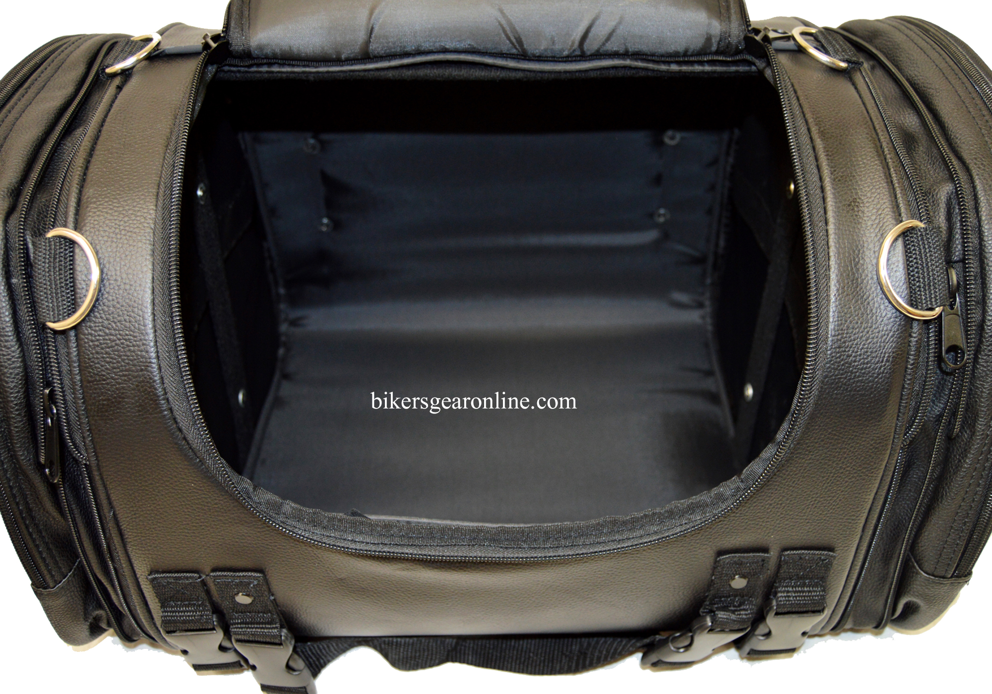 motorcycle sissy bar travel bags