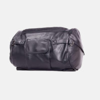 roll bag for motorcycle